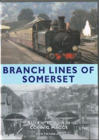 Branch Lines of Somerset DVD